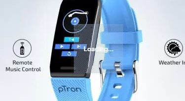 Ptron Pulsefit F121 Smartband Specs, Features, and Price launch
